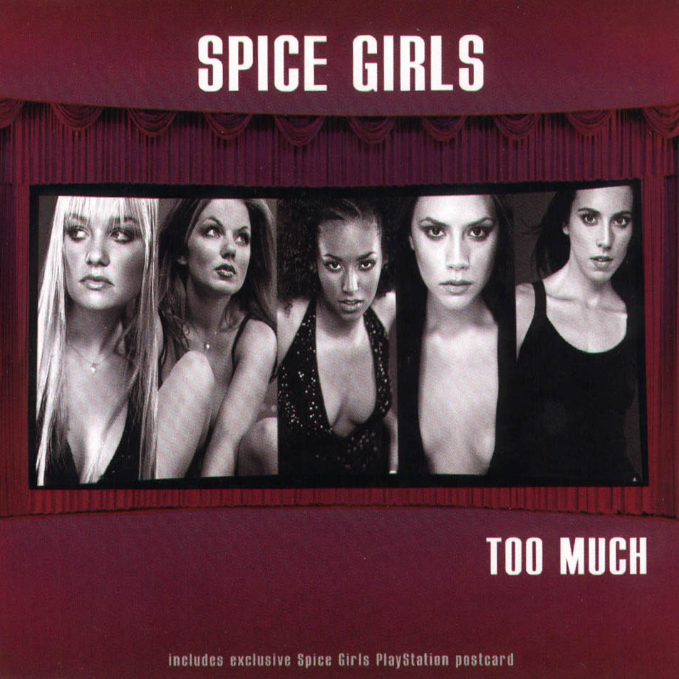 too much spice girls