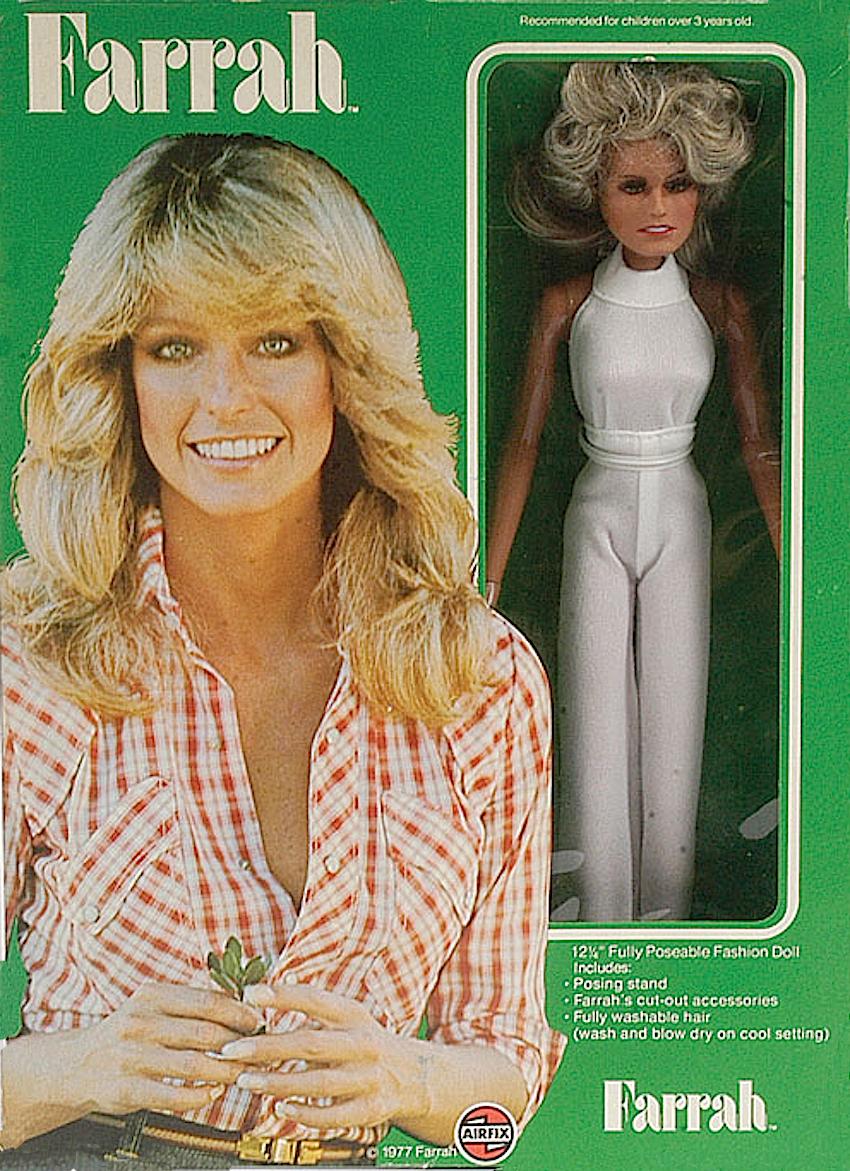 bambola_doll_farrah_fawcett_airfix_anni_70_1977