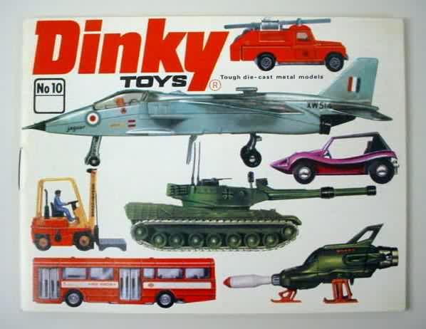 dinky catalogo 1974