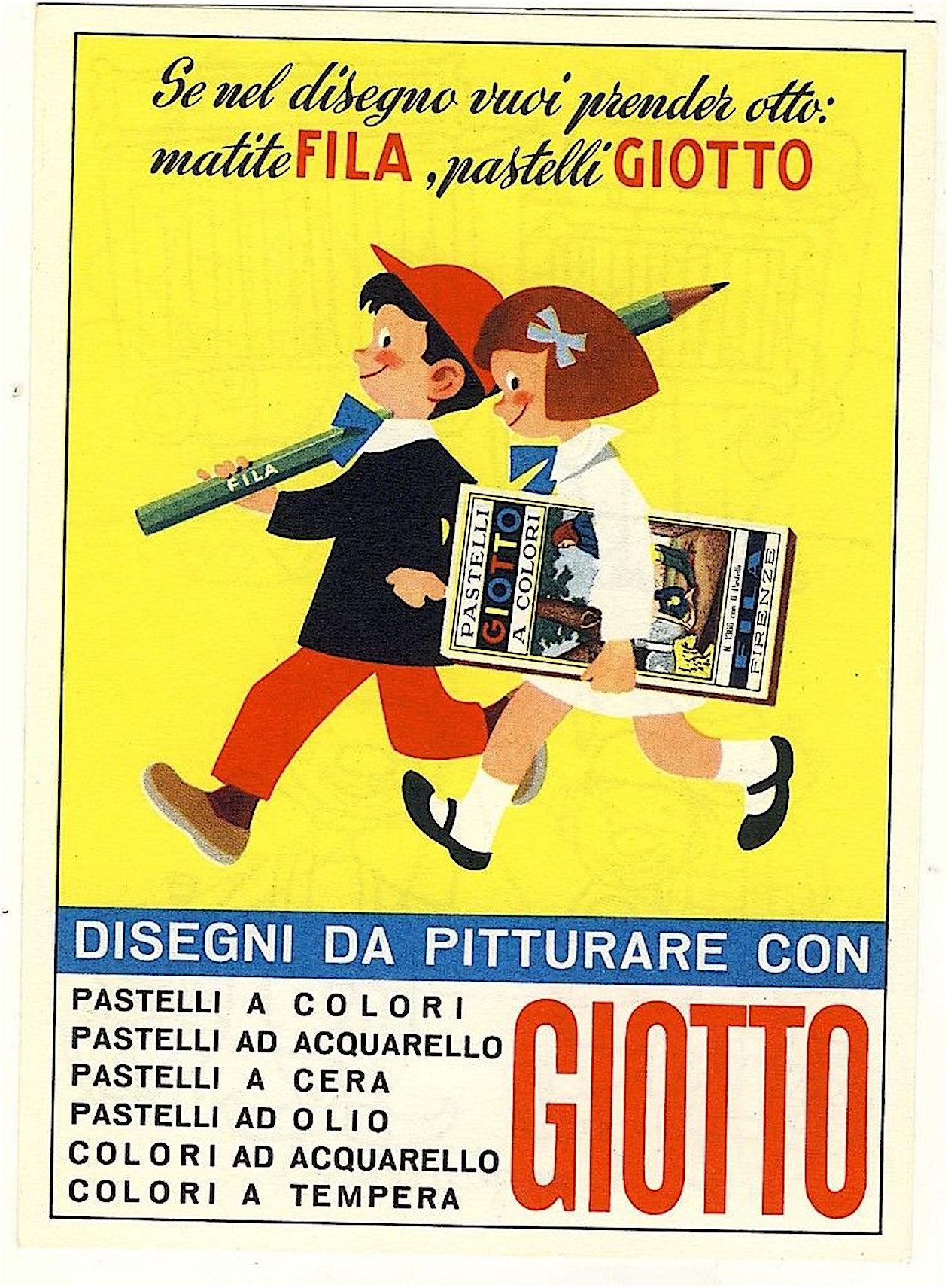 Fila Giotto