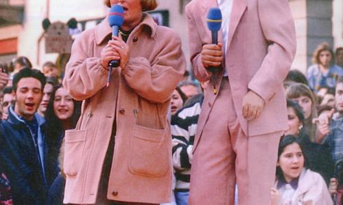 KARAOKE Trasmissione TV – (1992/1995)