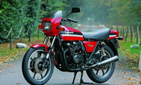 KAWASAKI GPZ 550 – (1978/1990) – Giappone