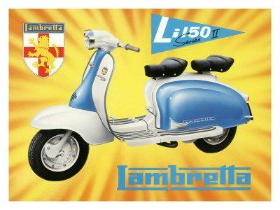 LAMBRETTA – (1947/1972) – Italia