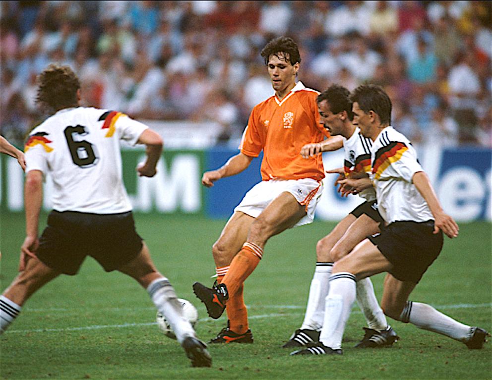 mondiali 1990 germania olanda