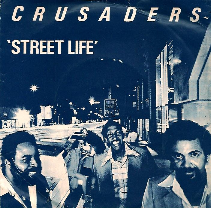 randy crawford crusaders street life copertina