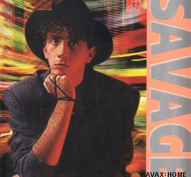 DON'T CRY TONIGHT / ONLY YOU – Savage – (1983/1984)