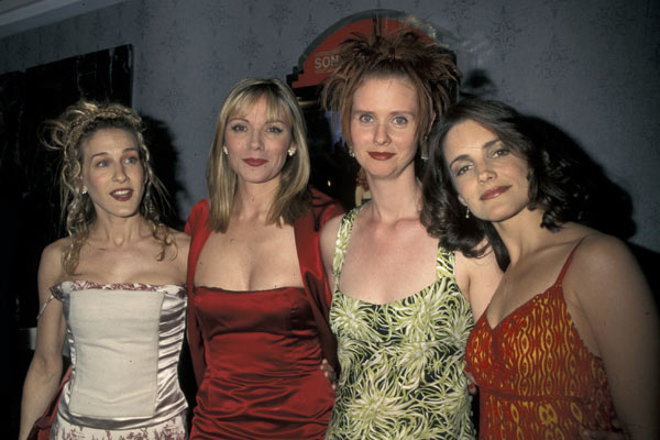 sex and the city 1999 cast