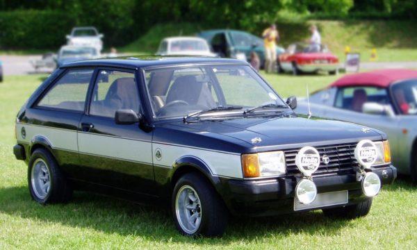 Storia dell'auto: TALBOT SUNBEAM TI/LOTUS