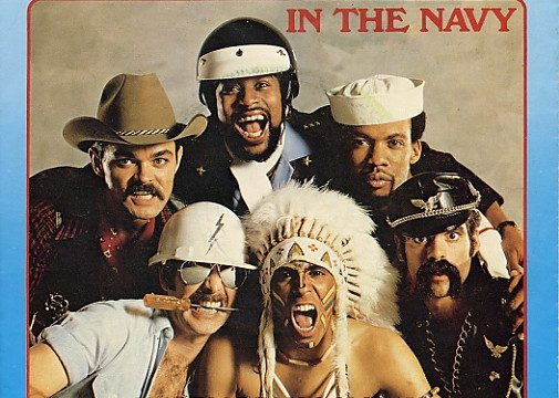 IN THE NAVY / GO WEST / 5 O'CLOCK IN THE MORNING – Village People – (1979/1981)