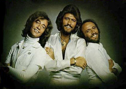 Bee gees .