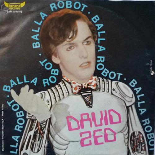 David Zed balla robot