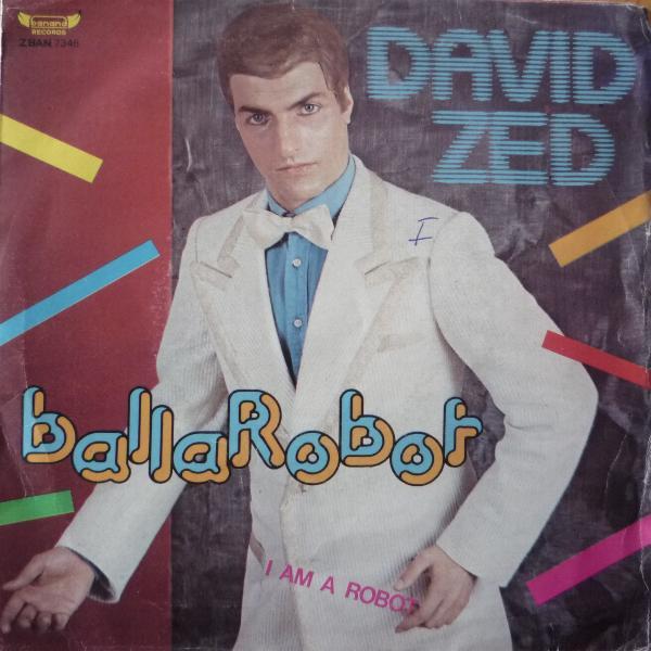 David zed mimo robotico curiosando anni negli