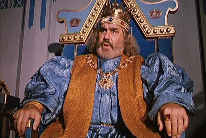 fantaghirò serie il re
