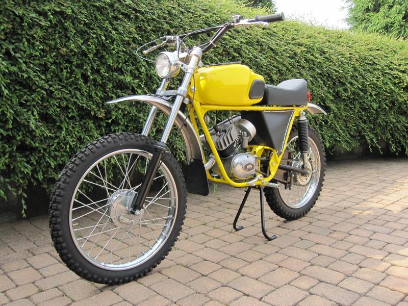 Fantic Motor Caballero del 1969