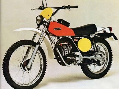 FANTIC MOTOR CABALLERO – (1969/1981)