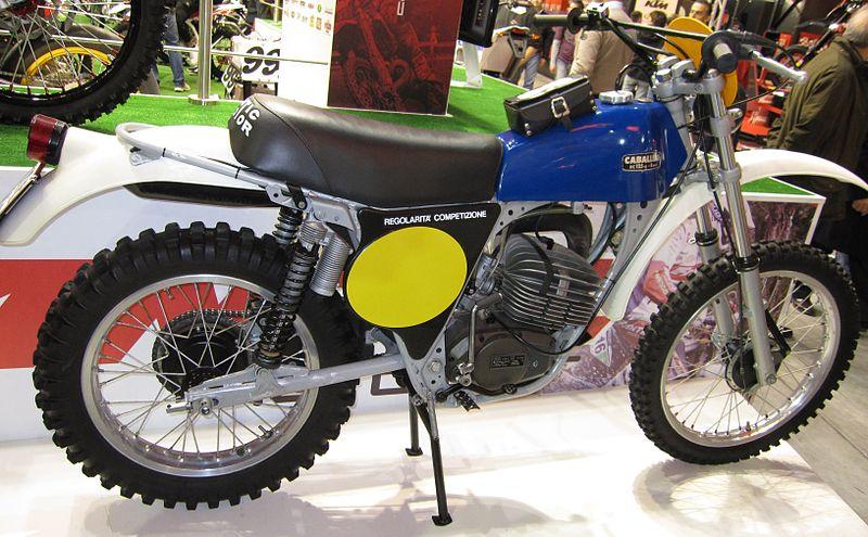 Fantic Caballero 125 del 1977