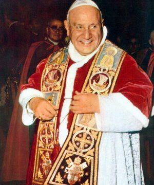 PAPA GIOVANNI XXIII – Celebre discorso della Luna – (11/10/1962)