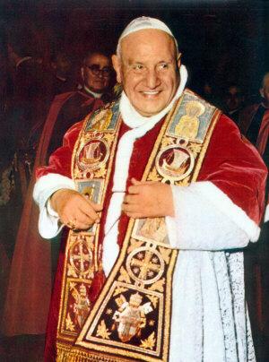 PAPA GIOVANNI XXIII DISCORSO LUNA