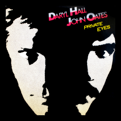 Hall Oates private eyes