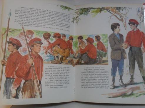 i ragazzi della via paal interno pagine