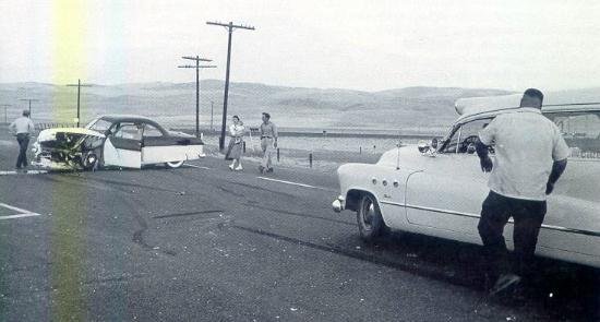 Dean Car Accident