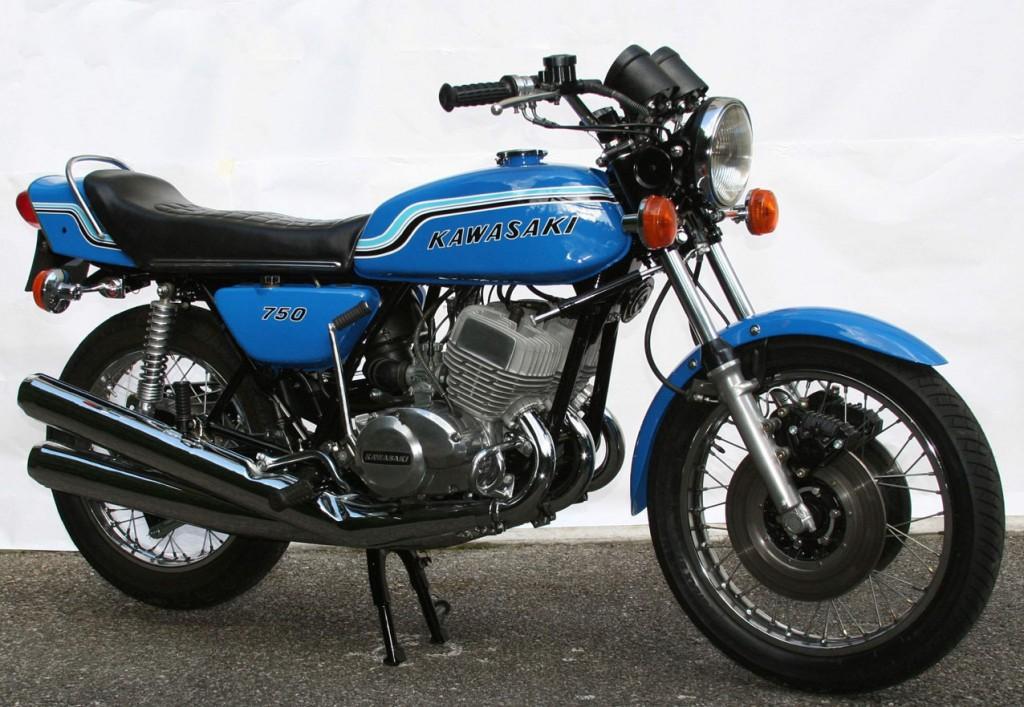KAWASAKI 750 H2 1972