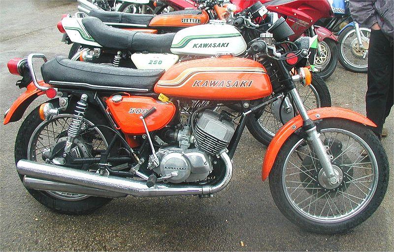 Kawasaki_500_Mach_III_H1B 1971