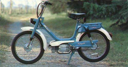 malaguti dribbling special 1971