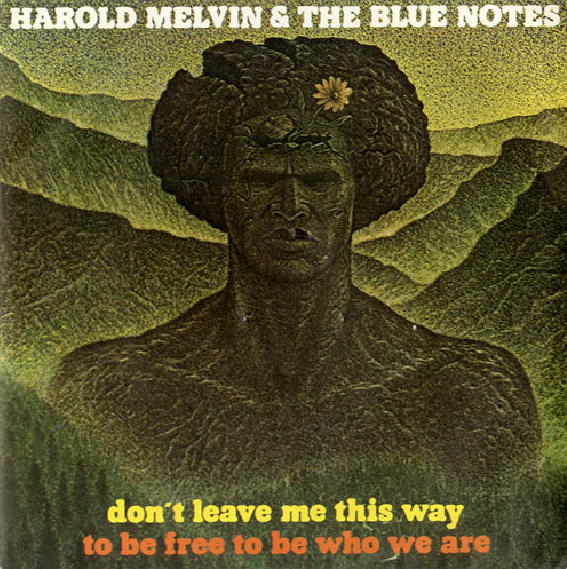 harold melvin don't leave me this way copertina