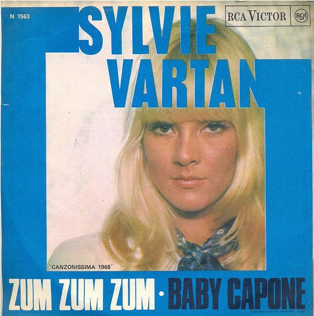 Sylvie Vartan zum zum zum