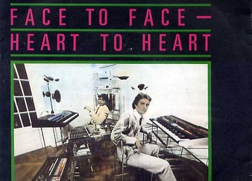 FACE TO FACE HEART TO HEART – The Twins – (1982)