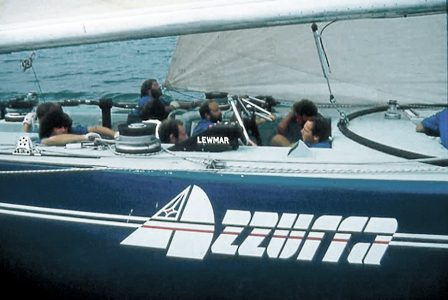 AZZURRA – Coppa America Vela – (1983/1987)