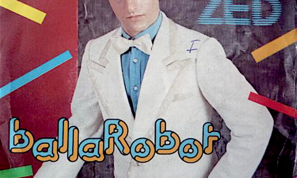 DAVID ZED il mimo Robot