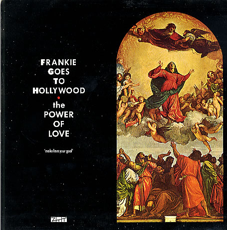 the power of love frankie goes to hollywood