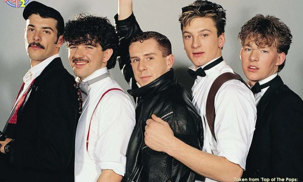 RELAX / THE POWER OF LOVE – Frankie Goes To Hollywood – (1983/1984)