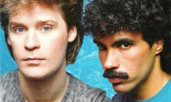 PRIVATE EYES / I CAN'T GO FOR THAT – Hall & Oates – (1981)
