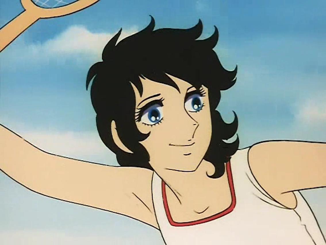 Jenny la tennista anime anni 80 e 90 qui con curiosità video e disegni
