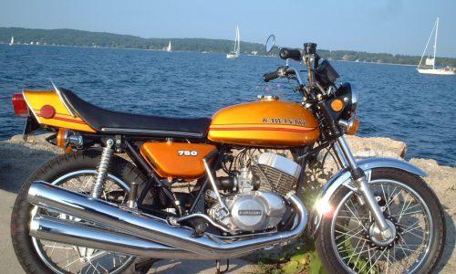 KAWASAKI 750 H2 – (1971/1975) – Giappone