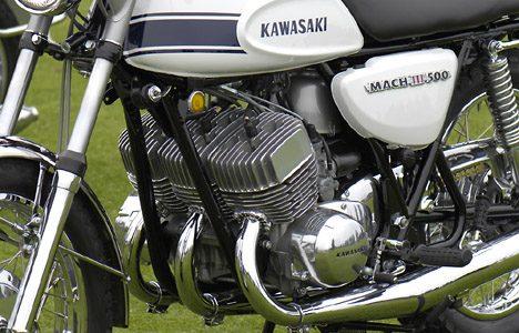 KAWASAKI 500 H1 Mach III – (1969/1977) – Giappone