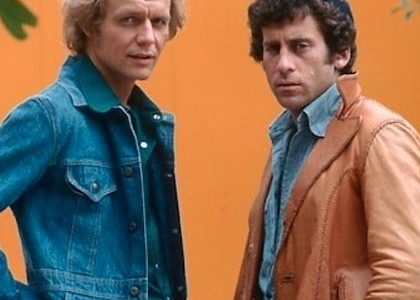 PAUL GLASER / DAVID SOLBERG – Starsky & Hutch – Come sono Come erano