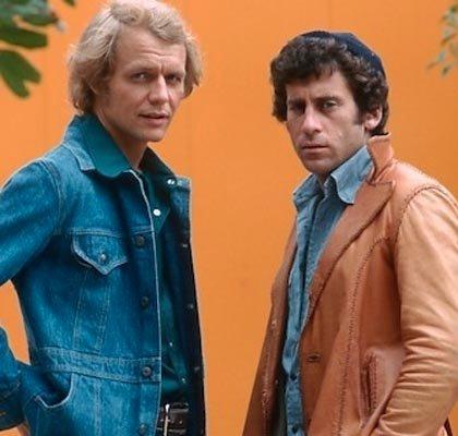 starsky & Hutch serie tv come erano prima before young