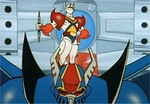 Tekkaman anime televisivo curiosando anni