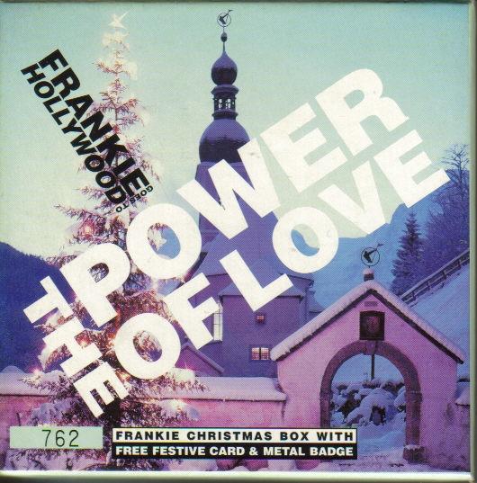 the power of love copertina 45 giri