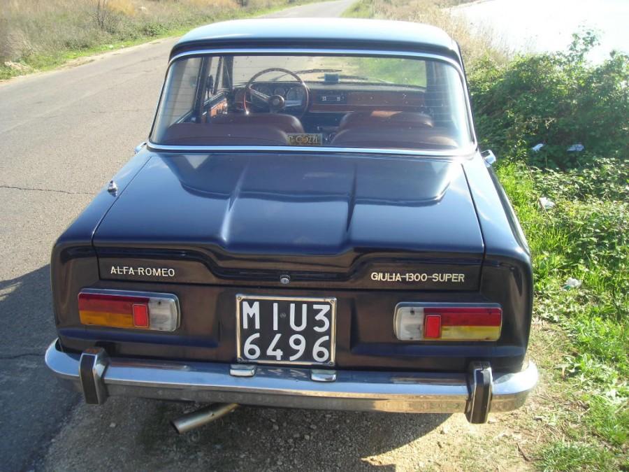 Alfa Rome Giulia Posteriore X