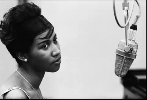 Aretha Franklin anni 60 2