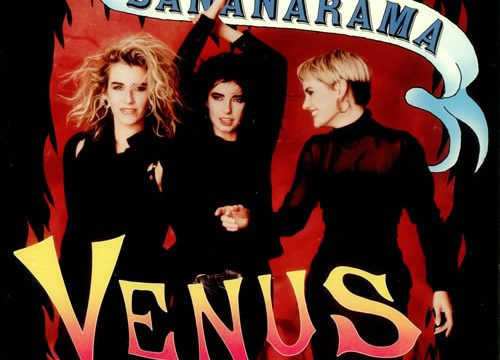 NA NA HEY HEY / ROBERT DeNIRO'S WAITING / VENUS – Bananarama – (1983/1984/1986)