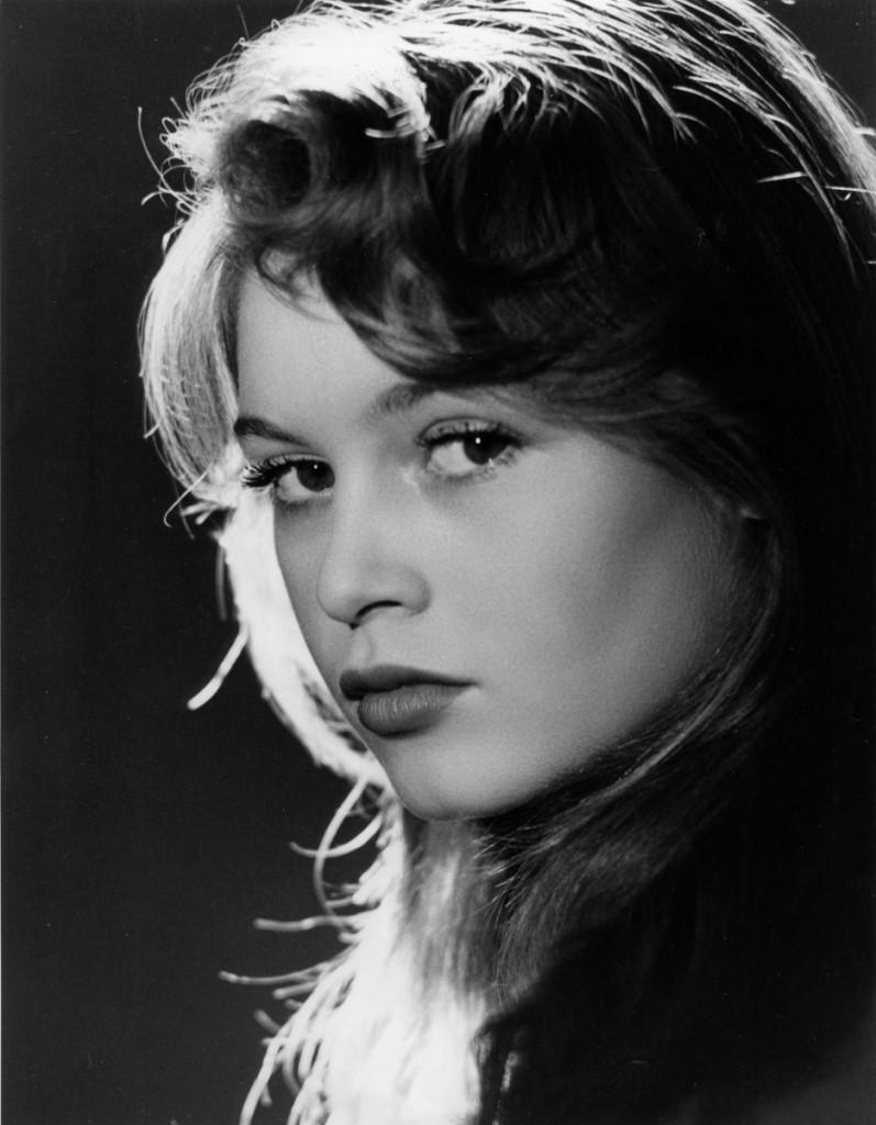 B. Bardot negli anni 50