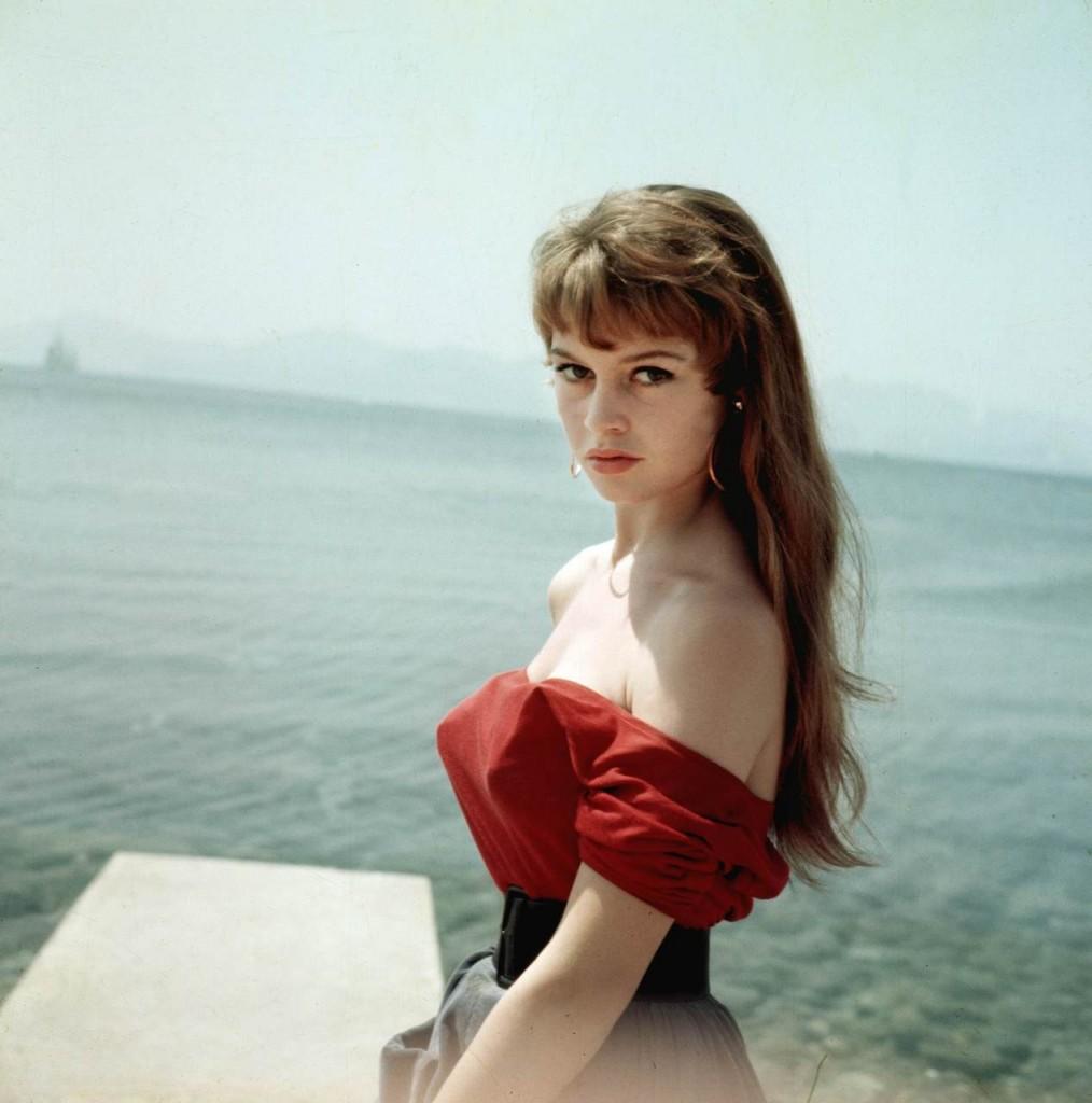 B. Bardot negli anni 60