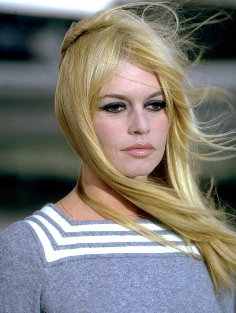Brigitte Bardot negli anni 70