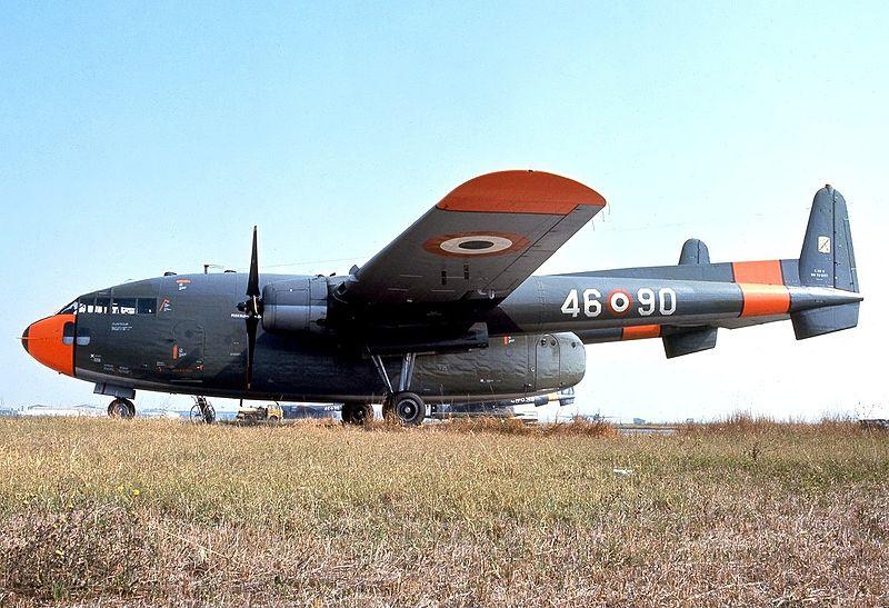 Fairchild c119 aeronautica militare pisa